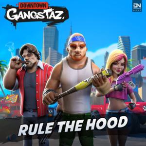 Downtown Gangstaz Game